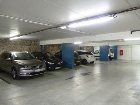 Parking des Chanceliers
