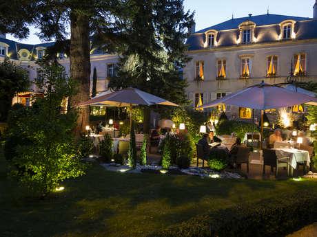 Hostellerie Cèdre & Spa • Beaune