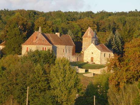 Château de Jours-en-Vaux