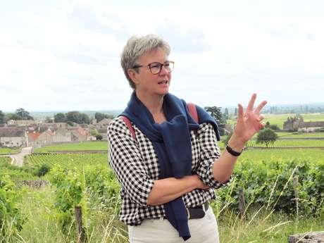 Guide Karoline Knoth - La Bourgogne à vos Pieds