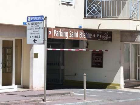 Parking Saint Etienne