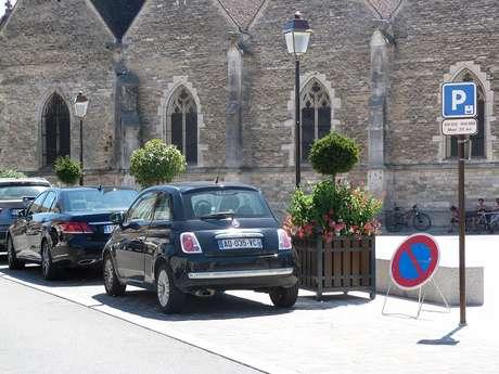 Parking Place de l'Hôtel de Ville