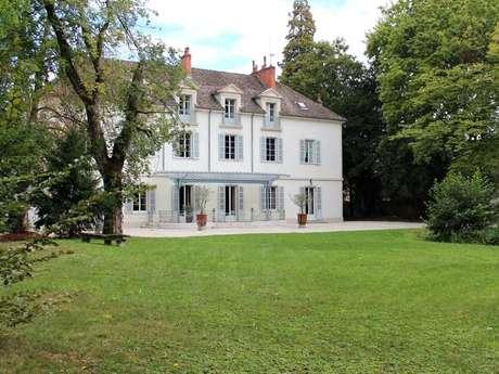 Château de Tailly
