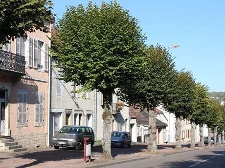 Parking Avenue Lazare Carnot