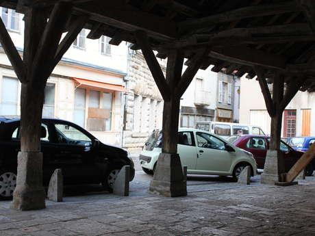Parking des Halles
