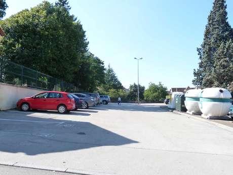 Parking du 6 septembre
