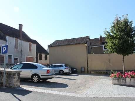 Parking Rue des Jardins