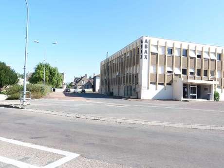 Parking Général de Gaulle 1