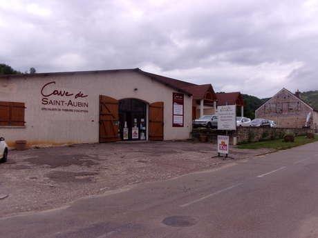 Cave de Saint-Aubin