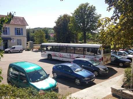 Parking Place de la Gare