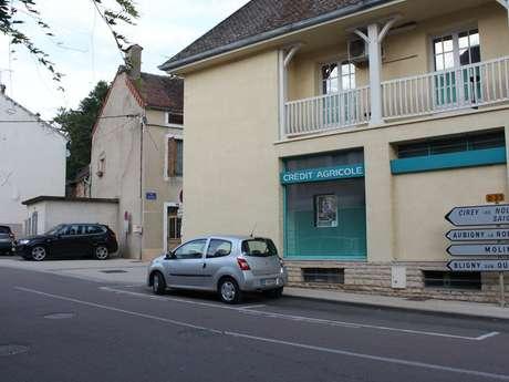 Parking Rue du Docteur Lavirotte 3
