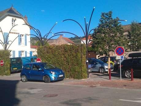 Parking Place Cattin