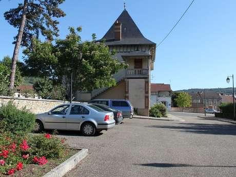Parking Rue de la Poste