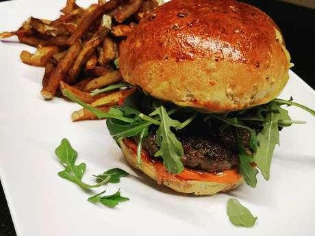 Gaspard - Le Burger Gourmet