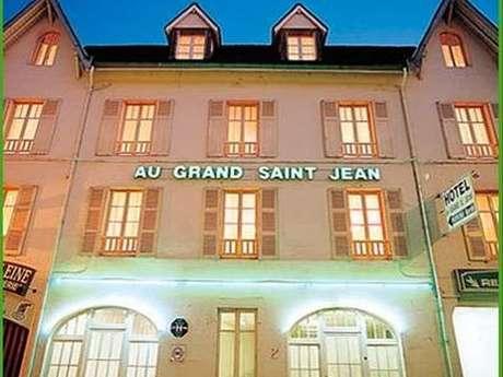 Hôtel Au Grand Saint-Jean