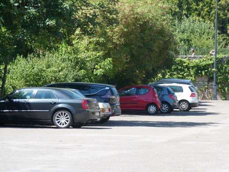 Parking Louis Véry