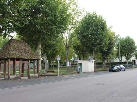Parking Route d'Autun