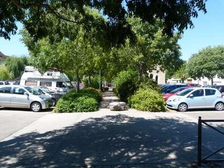 Parking des Tanneries