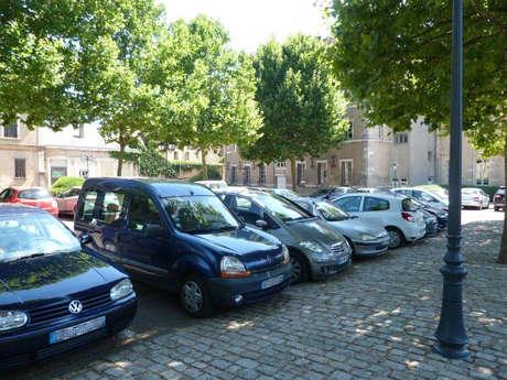 Parking Lorraine