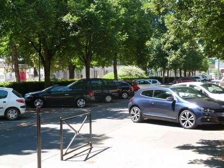Parking des Buttes