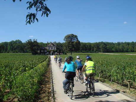 Bourgogne Vélo Evasion