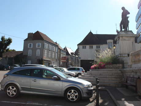 Parking Place Carnot