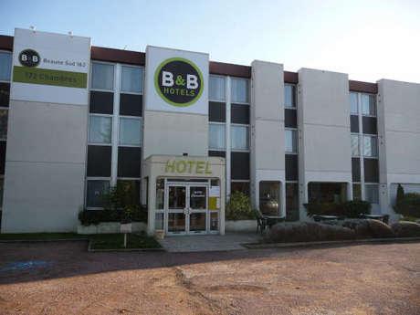 B&B Beaune Sud 1 Palais des Congrès