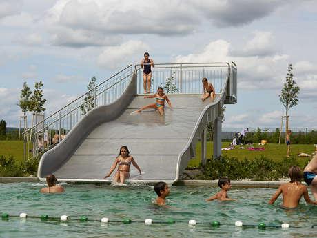 Beaune Côté Plage : baignade naturelle et loisirs aquatiques