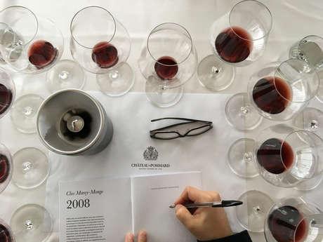 École V - Formations WSET en vins