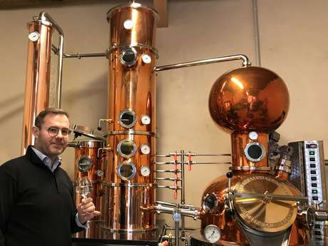 Distillerie du Clos Saint Joseph