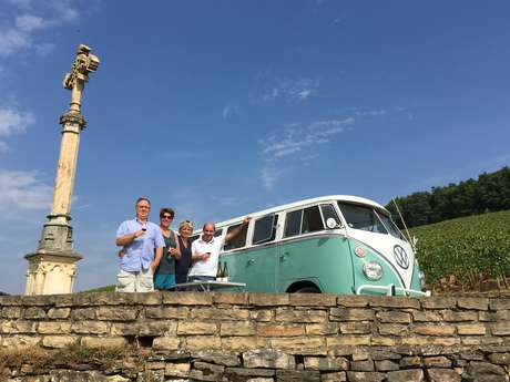 Visit and wine tour by Ermitage Corton