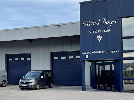 Boyer Gérard