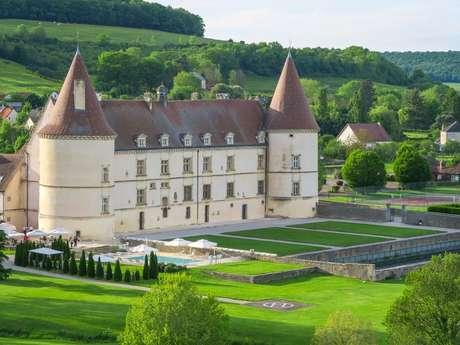 SPA hôtel Golf Château de Chailly