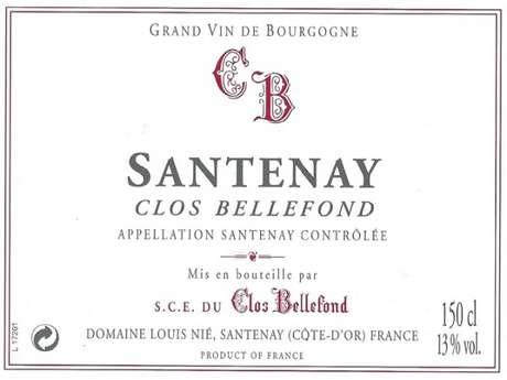 Clos Bellefond - Domaine Louis Nie