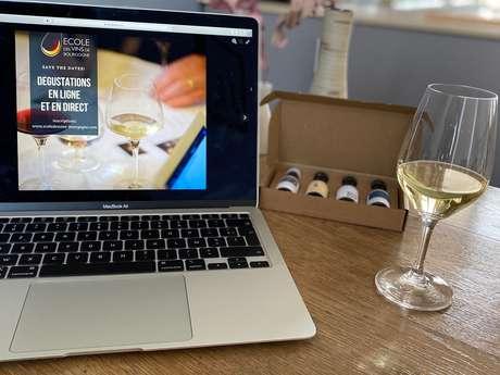 Zoom sur la Bourgogne viticole (cours &  dégustation en ligne)
