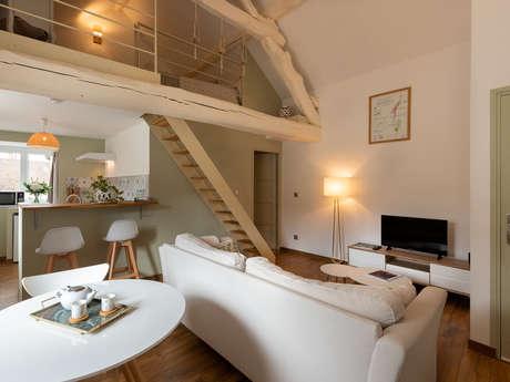 M comme Meursault - appartement Marie