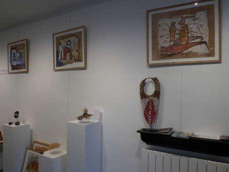Galerie Eloka - Art contemporain - Arts premiers