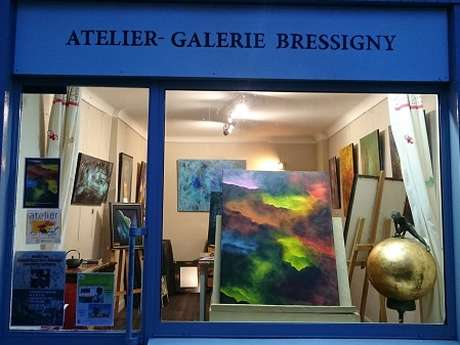 Atelier Galerie Bressigny
