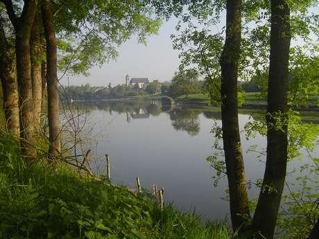 Cantenay Epinard, la nature aux portes de la ville