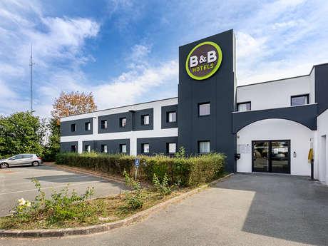 B&B Hôtel Angers Parc Expos