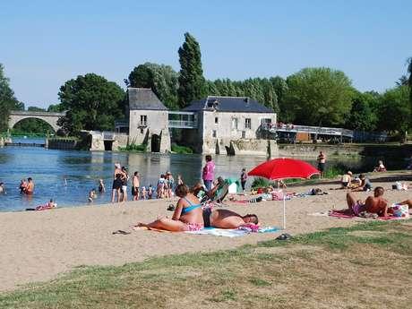 Baignade - Villevêque