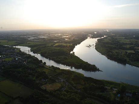 Bouchemaine, village de la confluence