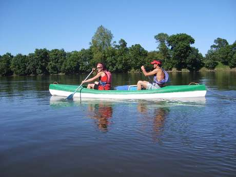 Club de Canoë-Kayak Montreuil Juigné