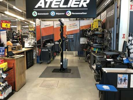 Décathlon Cycle Atelier