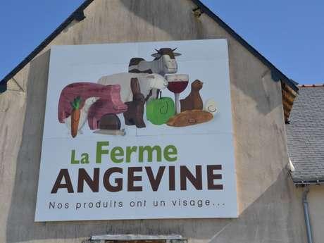 Marché Beaucouzé - La Ferme angevine