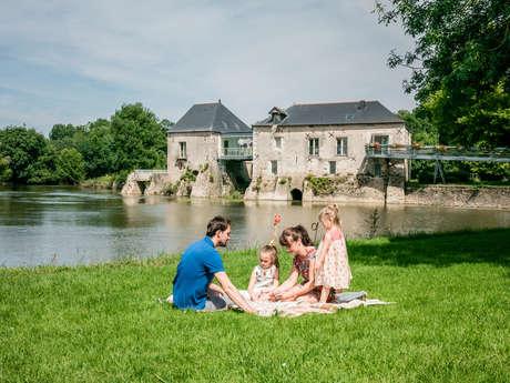 Loir river circuit