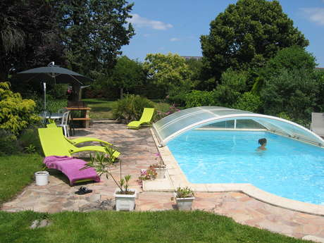 Bed and Breakfast les Lauriers de Cantenay