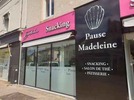 Pause Madeleine