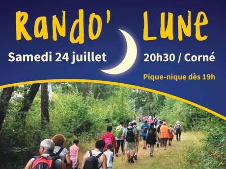Rando'Lune: Pique-nique en musique et randonnées