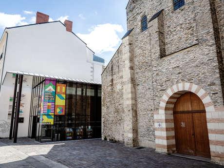 Visite commentée de l'été : la collégiale Saint-Martin